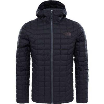 Chaqueta The North Face de plumón hombre cálida Thermoball HD JLT Jacket T9382SXYN Fusebox Negra