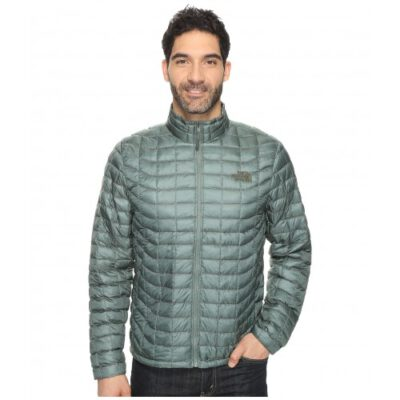 Chaqueta The North Face de plumón hombre cálida Thermoball Full Zip JKT Jacket Ref. TOCMHOHCH-M duck green
