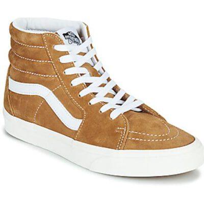 Zapatillas altas VANS Sneakers Skate deporte hombre SK8-HI EN ANTE DE CERDO Modelo: VN0A4BV618M