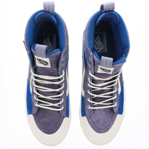 Zapatillas altas VANS Sneakers Skate ante unisex UA SK8-HI MTE 2.0 DX MTE Ref. VN0A4P3I2UQ1 cuero azul blue