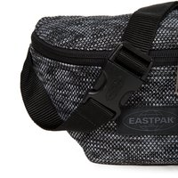 RIÑONERA Eastpak Springer 2 litros Ref. EK07444W Knitted Black punto negra y blanca