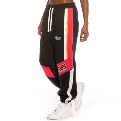 Pantalón chándal GRIMEY Chica Ubiquity girl Pant FW20 Black Ref. GGTS125-BLK negro y rojo