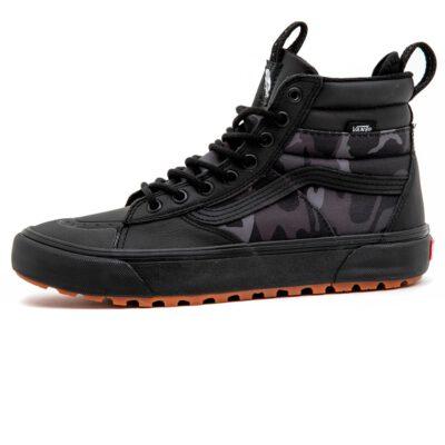 Zapatillas altas VANS Sneakers deporte hombre K8-Hi MTE 2.0 DX Shoes - Woodland Camo/Black camuflaje negra