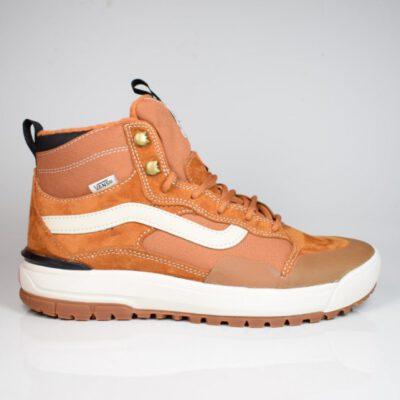 Zapatillas altas VANS Sneakers deporte hombre ULTRARANGE EXO HI (MTE) PUMKIN SPICE VN0A4UWJ26Z1 camel