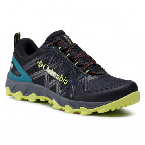 Zapato senderismo montaña Peakfreak X2 con OutDry™ para hombre Black, Voltage Ref. 1865201527 negro y fluor suela