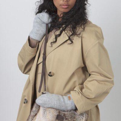 Bolso BARTS de hombro de piel sintética mujer SALWEEN SHOULDERBAG Ref. 1755009 Color marrón claro
