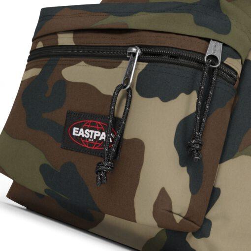 MOCHILA EASTPAK Padded Zippl'r EA5B74B74181 Camo camuflaje bolsillo portátil y porta botella