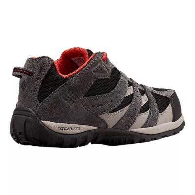Zapatos de senderismo impermeables COLUMBIA niños YOUTH Redmond WATERPROFF Ref. 1719321012 Gris