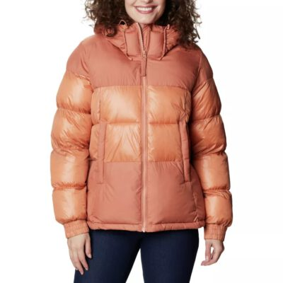 Chaqueta COLUMBIA con capucha y aislamiento para Mujer cálida Pike Lake™ Nova Pink Ref. 1909283604 rosa salmón