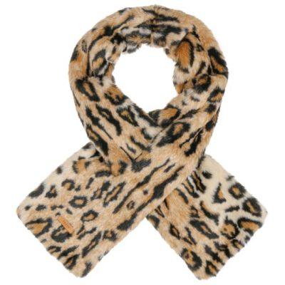 Bufanda Barts cálida de pelo sintética para mujer HOLLY SCARF Ref. 28930201 leopardo