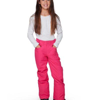 Pantalones nieve ROXY niña aislante WarmFlight® x3 Backyard AZALEA PINK (mma0) Ref. ERGTP03000 rosa