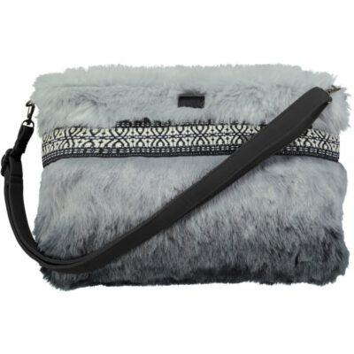 Bolso grande Barts AMUR BAG de piel sintética grey Ref. 38360002 gris degradado