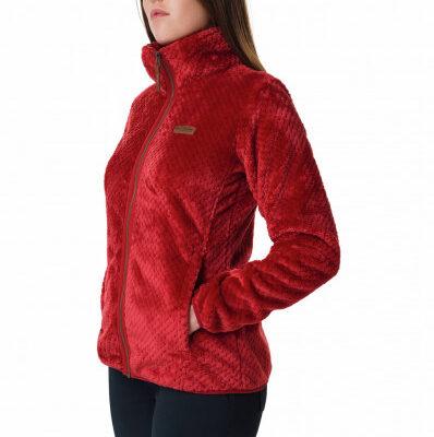 Polar COLUMBIA muy suave cuello alto con cremallera Mujer Fire Side Ref. 1819794607 Grana