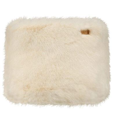 Bufanda/Cuello Barts cálida de pelo sintética para mujer MICKELLE COL White Ref. 4969010 blanca