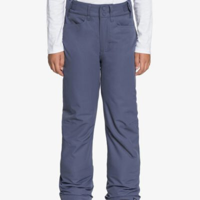Pantalones nieve ROXY niña aislante WarmFlight® x3 Backyard CROWN BLUE (bqy0) Ref. ERGTP03015 azul