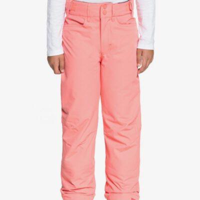 Pantalones nieve ROXY niña aislante WarmFlight® x3 Backyard SHELL PINK (mhg0) Ref. ERGTP03015 Coral rosa