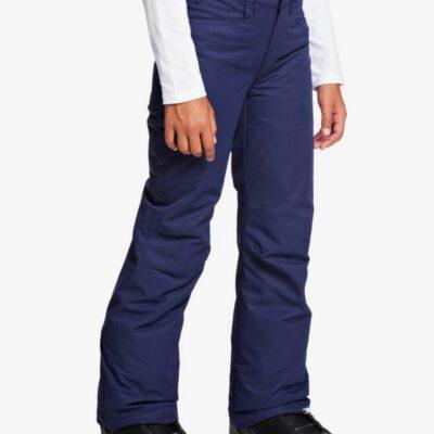 Pantalones nieve ROXY niña aislante WarmFlight® x3 Backyard MEDIEVAL BLUE (bte0) Ref. ERGTP03021 azul