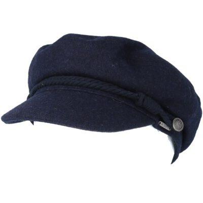 Gorro Niña Barts 4 años ref. 4107403 Catalina Cap Navy azul marino lana estilo marinero