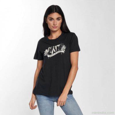Camiseta NIKITA Mujer manga corta neo tee beauty black REF.NHWTNEB NEGRA