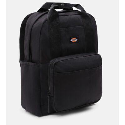 Mochila con funda para el portátil y bolsillo extra LISBON BLACK Ref. DK0AK7FBLK1 Negra