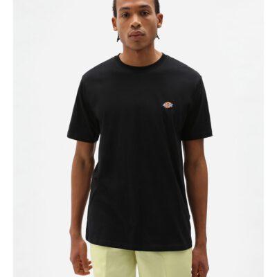 Nueva colección Camiseta DICKIES hombre Manga corta básica SS MAPLETON T-Shirt Ref. DK0A4XDBBLK Negra básica