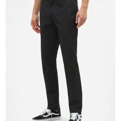 Nueva colección Pantalón DICKIES hombre entallado 872 Slim Fit Work Black BLK Ref. DK0WE872BL1 Negro