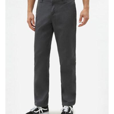 Nueva colección Pantalón DICKIES hombre entallado 872 Slim Fit Work Chacoal CH0 Ref. DK0WE872CH01 Gris oscuro