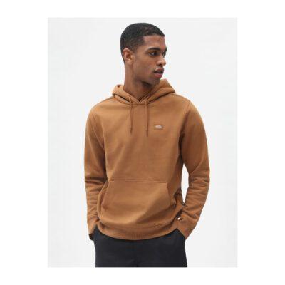 Nueva colección Sudadera DICKIES hombre con capucha suave Oakport Hoodie Brown Ref. DK0A4XCBBD01 marrón claro