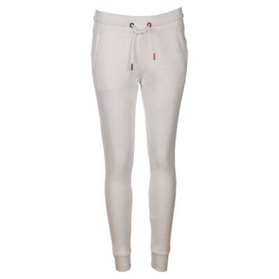 Pantalón chándal Jott Mujer 4926/901 Valparaiso molleton clásico sport Justoverthetop blanco