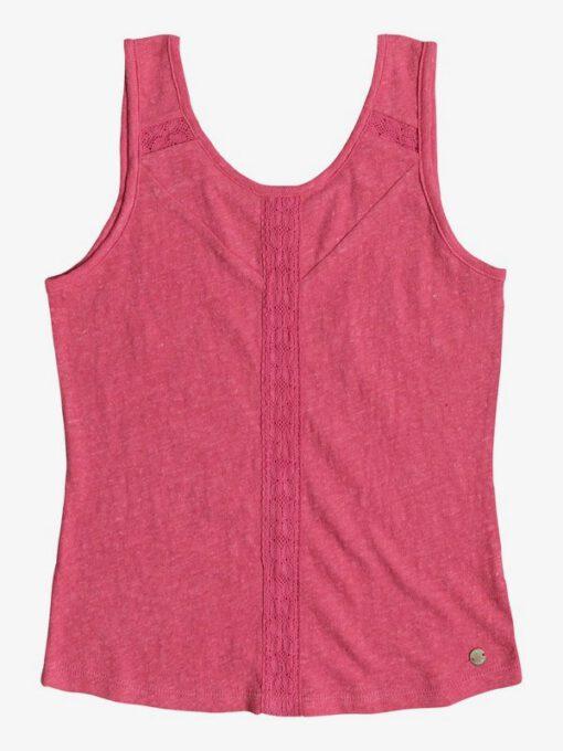 Camiseta ROXY niña tirantes Always Ready ref.ERGKT03075 mljo rosa fucsia