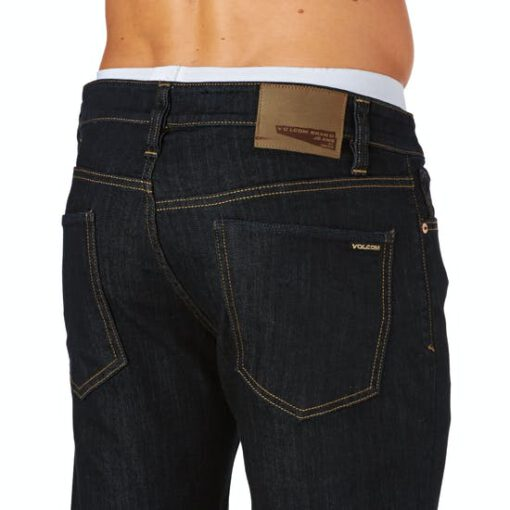 Pantalón VOLCOM Vaqueros corte regular para Hombre VAQUERO 2X4 - RINSE Ref. A1931510 azul oscuro tejano