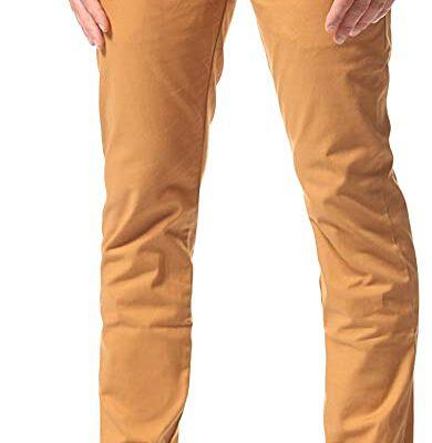 Pantalón VOLCOM chino para Hombre CHINO FRICKIN TIGHT - BBRR Ref. A1131352 Camel