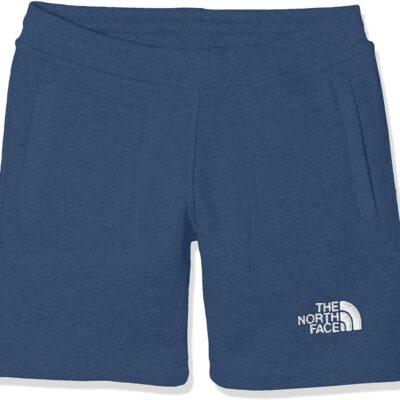 Pantalón corto niño THE NORTH FACE deportivo Fleece Short shady Blue Ref. T92WAKHDC Azul
