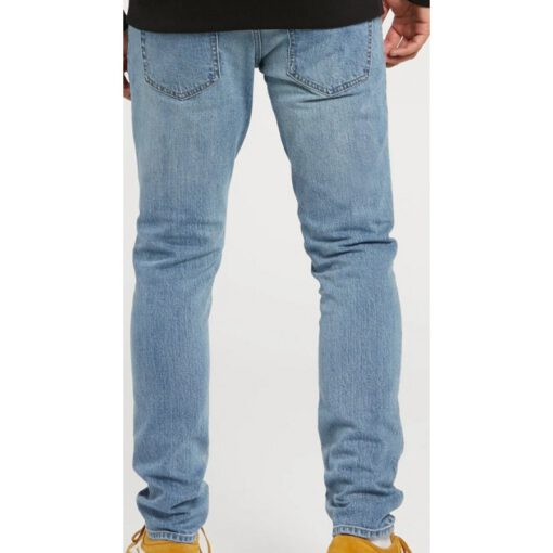 Pantalón VOLCOM Vaqueros pitillo para Hombre 2X4 TAPERED - VMI-VINTAGE MARBOLED INDIGO Ref. A1931610 azul tejano claro