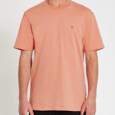 Camiseta Hombre VOLCOM manga corta básica STONE BLANKS - CLAY ORANGE Ref. A3512056_CYO naranja Nueva colección