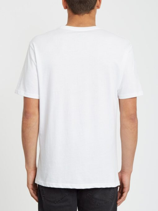 Camiseta Hombre VOLCOM manga corta básica STONE BLANKS - WHITE Ref. A3512056 Blanca Nueva colección