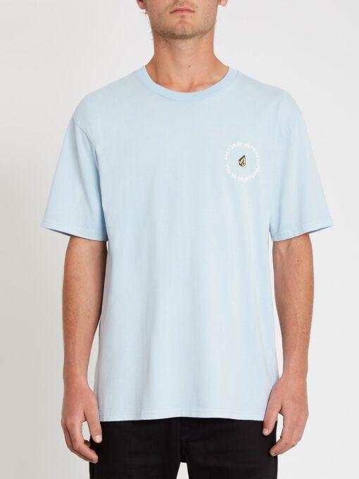 Camiseta Hombre VOLCOM manga corta OZZY WRONG - AETHER BLUE Ref. A4312104_AEB azul Nueva colección Ozzy
