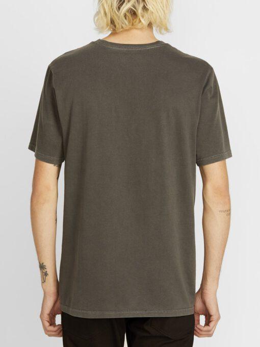 Camiseta Hombre VOLCOM manga corta básica SOLID STONE T-SHIRT - BLACK Ref. A5211906 negra Nueva colección