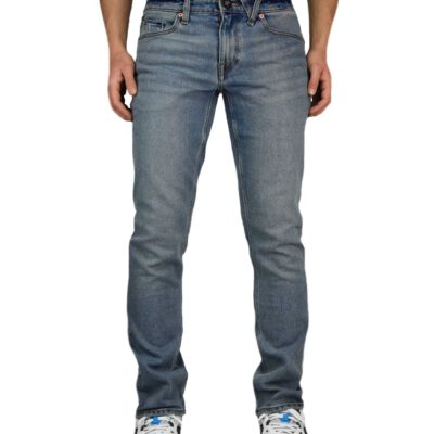 Pantalón VOLCOM Vaqueros corte ceñido para Hombre VAQUEROS VORTA - DRB Ref. A1931501 Azul tejano sucio medio