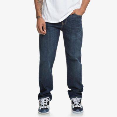 Pantalón DC Shoes Vaqueros corte relajado para Hombre WORKER MEDIUM STONE MEDIUM STONE (bntw) Ref. EDYDP03381 Azul tejano oscuro