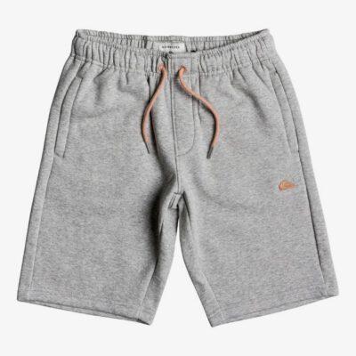 Pantalón corto niño QUIKSILVER Short de felpa Everyday LIGHT GREY HEATHER (sjsh) Ref. EQBFB03034 gris claro