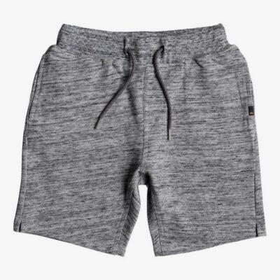 Pantalón corto niño QUIKSILVER Short de felpa Felicis LIGHT GREY HEATHER (sjsh) Ref. EQBFB03063 Gris jaspeado