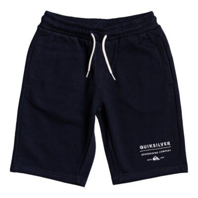 Pantalón corto niño QUIKSILVER Short de felpa para Chicos 8-16 Easy Day NAVY BLAZER (byj0) Ref. EQBFB03109 azul marino New