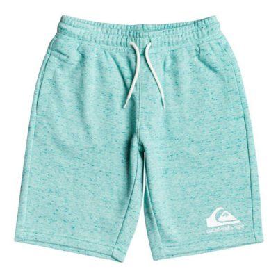 Pantalón corto niño QUIKSILVER Short de felpa para Chicos 8-16 Easy Day CABBAGE HEATHER (geah) Ref. EQBFB03109 azul jaspeado New