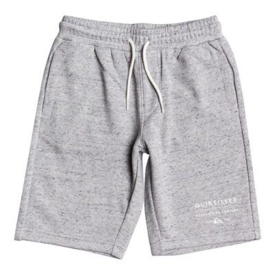 Pantalón corto niño QUIKSILVER Short de felpa para Chicos 8-16 Easy Day LIGHT GREY HEATHER (sjsh) Ref. EQBFB03109 gris jaspeado New