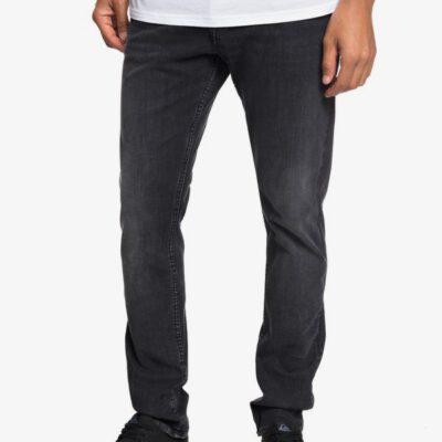 Pantalón QUIKSILVER Vaqueros pitillo para Hombre Distorsion Vintage Black VINTAGE BLACK (ktf0) Ref. EQYDP03370 negro tejano