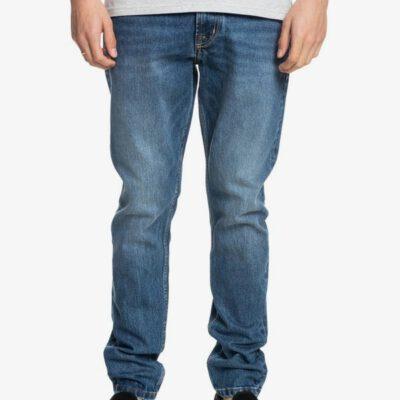 Pantalón QUIKSILVER Vaquero de corte ajustado para Hombre Voodoo Surf Aged AGED (bjqw) Ref. EQYDP03403 azul tejano