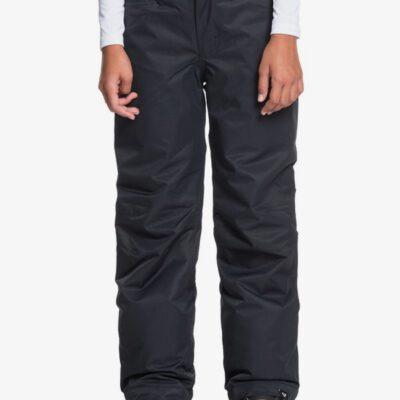 Pantalones nieve ROXY niña aislante Backyard TRUE BLACK (kvj0) Ref. ERGTP03028 negro