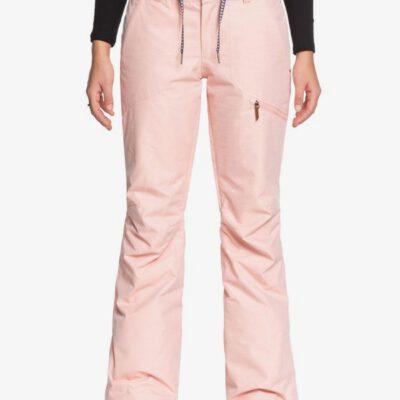 Pantalón nieve ROXY de Talle Alto para Mujer Nadia CORAL CLOUD (mfn0) Ref. ERJTP03062 rosa claro coral