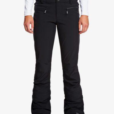 Pantalón nieve ROXY de Talle Alto para Mujer Rising High (kvj0) Ref. ERJTP03085 negro liso